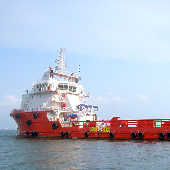 Saudi Aramco - Support Vessels