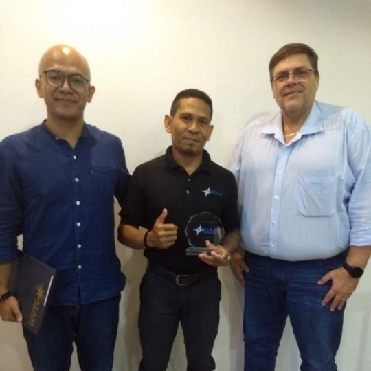 MMA OFFSHORE AND CONOCOPHILLIPS SUPPORT CRISTOVAO LOPES MENDONCA, WINNER OF THE BEST IN ACADEMIC CERTIFICATE IN ENGINE RATINGS AT THE MALAYSIAN MARITIME ACADEMY (ALAM)