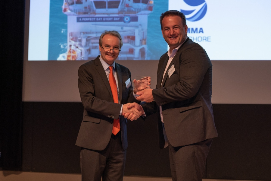 MMA OFFSHORE WINS IMCA GLOBAL SAFETY AWARD FOR 2018