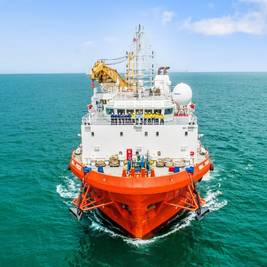 INNOVATION - A GAMECHANGER IN THE OSV INDUSTRY
