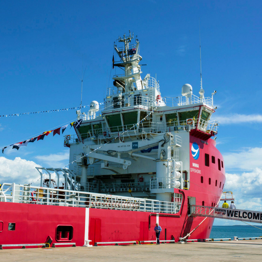GAS FUELS AUSTRALIA'S OSV ACTIVITY